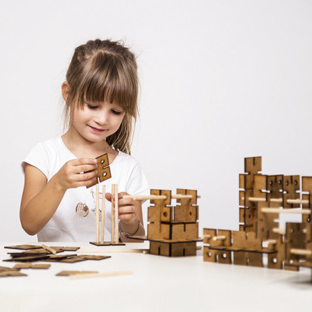 Mini ArchiConstructor – set za gradnju i konstruktivnu igru