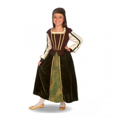 Slika Robin Hud kostim lejdi Merijen