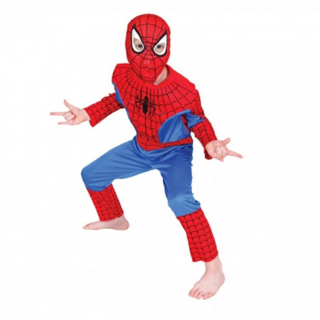 Slika Spiderman Kostim za male super heroje!