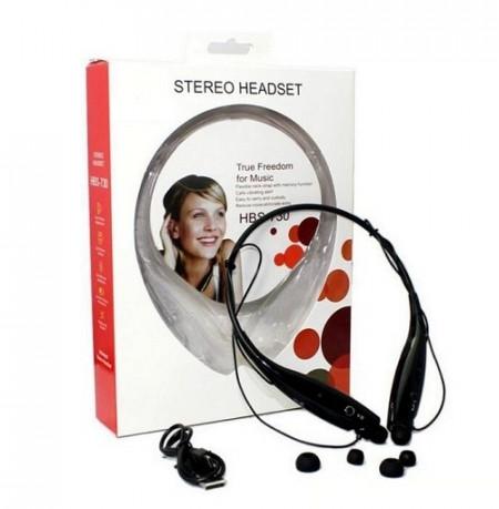 Slika Bežične Bluetooth stereo slušalice za oko vrata