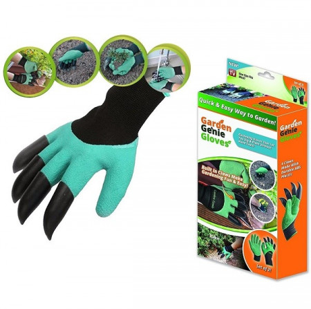 Slika Genijalne rukavice za baštu - Garden Genie Gloves