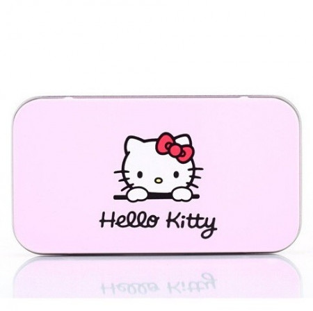 Slika Hello Kitty Set četkica za Šminkanje!