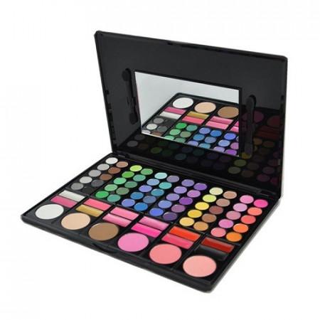 Slika Profesionalna paleta šminke - senke,karmini,bronzeri,rumenila