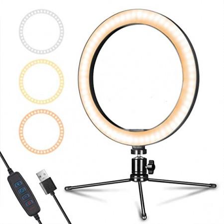 Slika Profesionalno LED Ring svetlo za slikanje