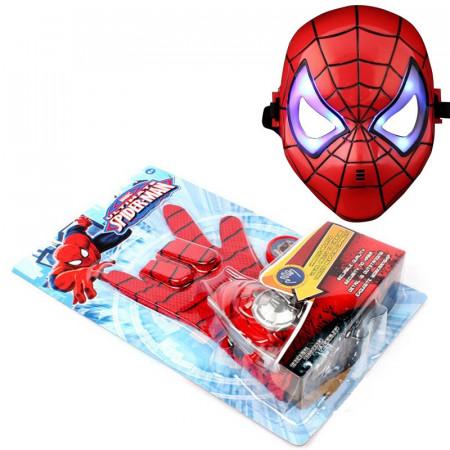 Slika Spiderman i Batman rukavica ispaljivač diskova