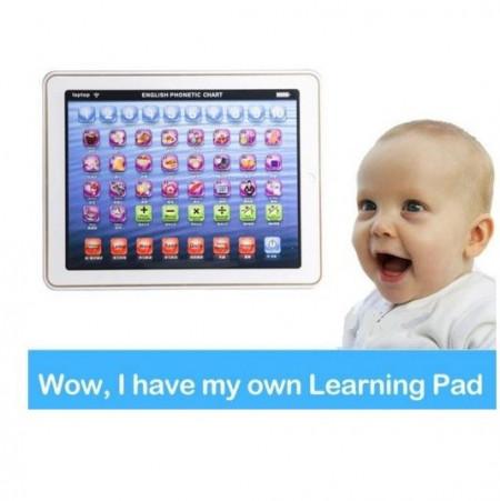 Veliki edukativni dečiji tablet za učenje engleskog jezika