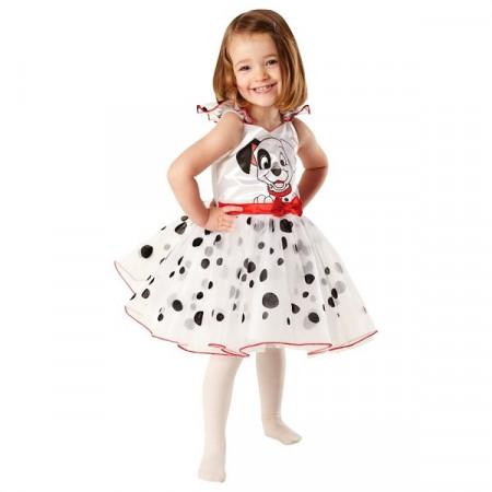 Slika 101 Dalamatinac kostim haljina za devojčice