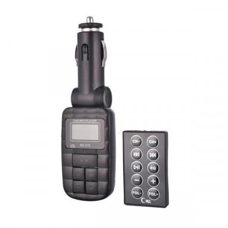 Slika 2u1 MP3 transmiter i USB punjač za auto