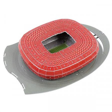 Slika Allianz Arena 3D Puzzle stadion FK Bayern Munich