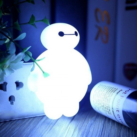 Slika LED Lampa Baymax - Big Hero!