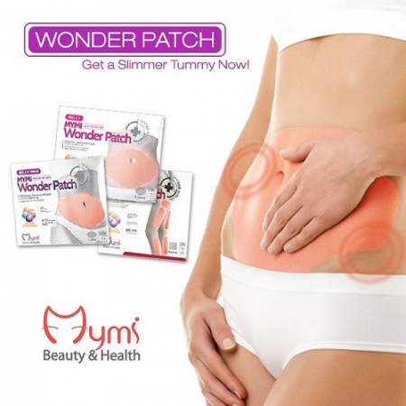 Slika MYMI Wonder Patch flasteri za mršavljenje
