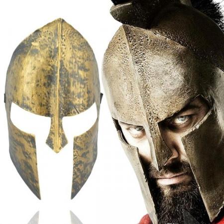 Slika Spartanska maska za maskenbal