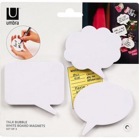 Slika Talk Bubble - piši briši magneti za frižider