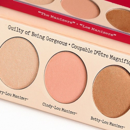 Slika The Manizer Sisters Luminizer paleta by Balm Cosmetics