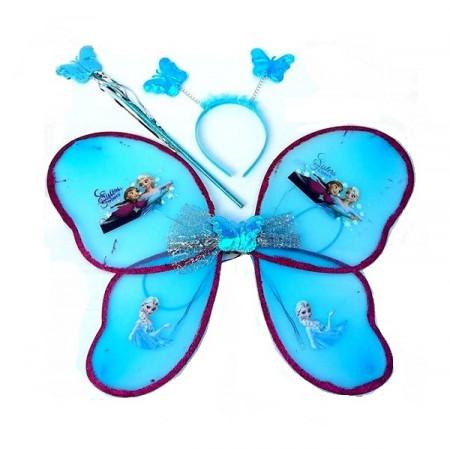 Slika Frozen krila,rajf i čarobni štapić za male vile