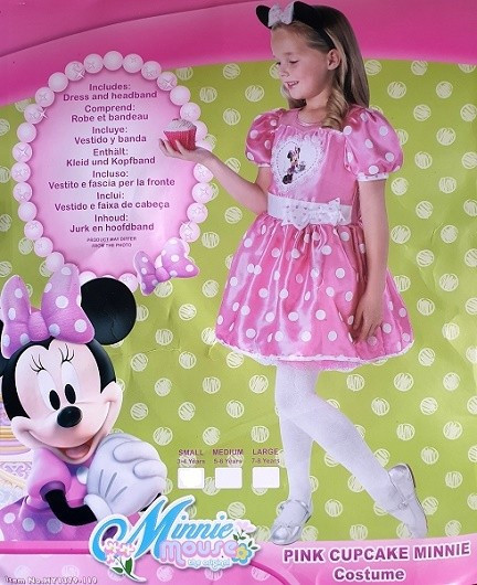 Slika Kostim Minnie Mouse