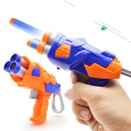 Slika Soft Gun set sa 2 pištolja i 6 metaka