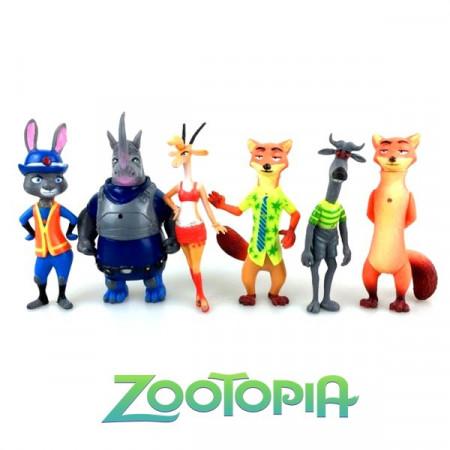 Slika Zootopia akcione figure