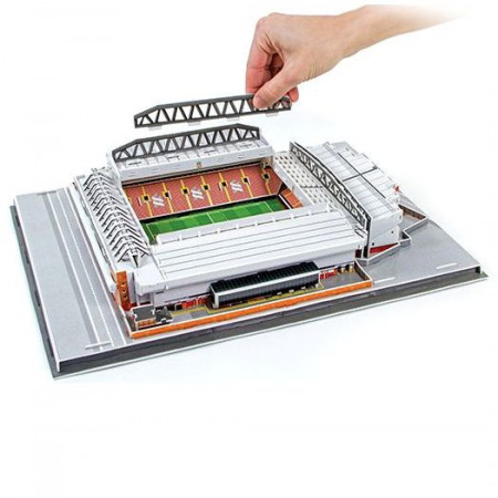 Slika Anfield Road 3D Puzzle stadion FK Liverpool