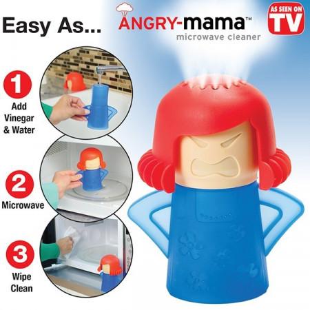 Slika Angry mama super čistač mikrotalasne