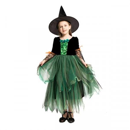 Kostim Veštice za devojčice