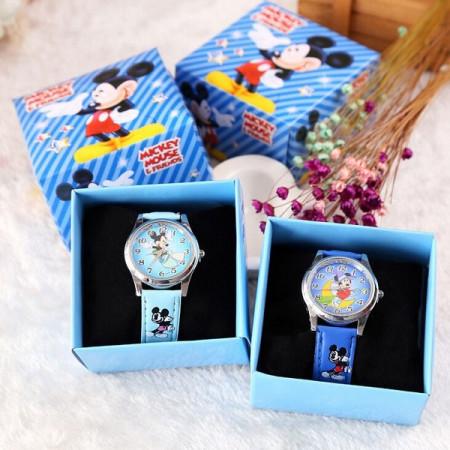Slika Mickey Mouse dečiji ručni sat u poklon kutiji