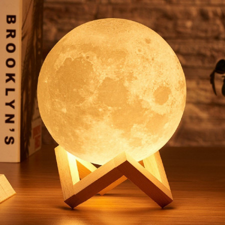 Moon Lamp 3D Led lampa u obliku Meseca