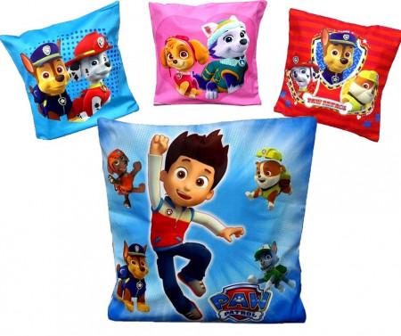 Slika Patrolne Šape dečije jastučnice u nekoliko dezena