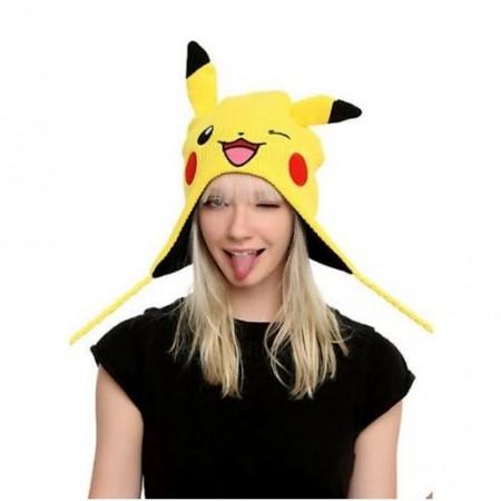 Slika Pikachu Pokemon kapa za decu a i odrasle