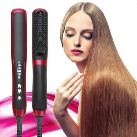 Slika Sonar Deluxe keramička četka za ispravljanje kose