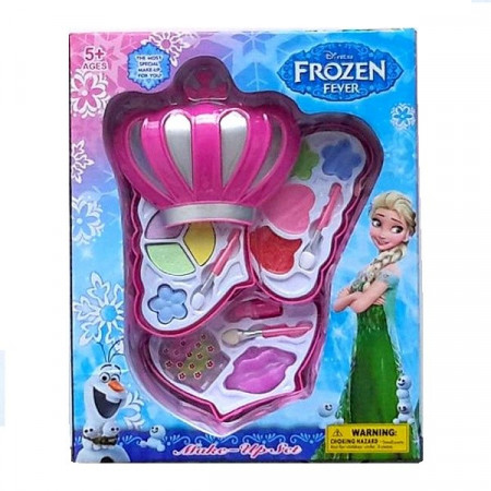 Slika Frozen Fever kruna make up set za devojčice