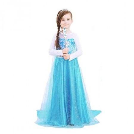 Slika Raskošna haljina kostim princeza Elsa