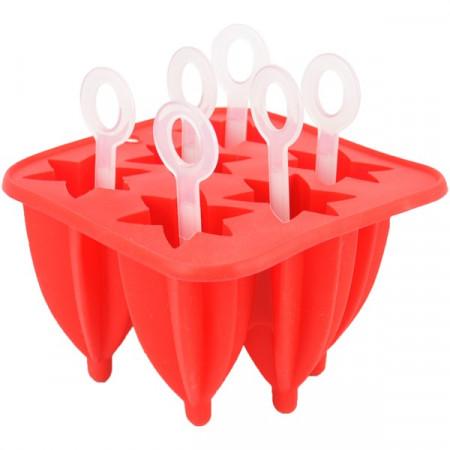 Slika Silikonske modle za sladoled na štapiću