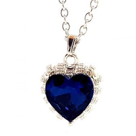 Slika Titanic srce okeana komplet nakita