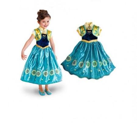 Slika Frozen Fever kostim princeza Ana