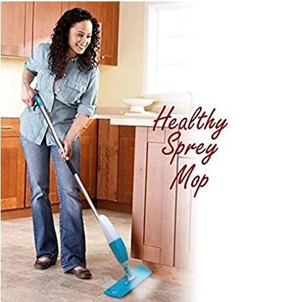 Slika Halthy Spray Mop - čistač podova sa raspršivačem