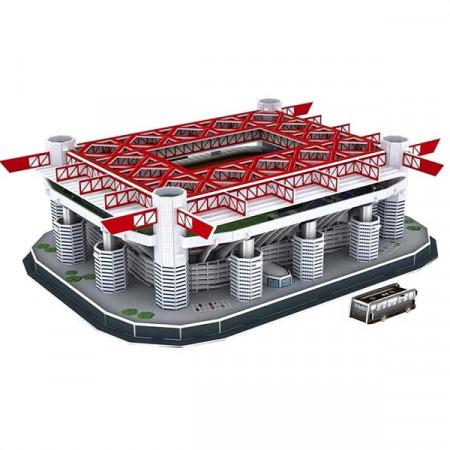 San Siro 3D Puzzle stadion FK Milan