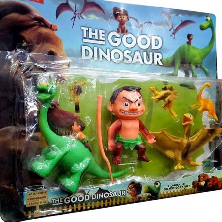 Slika Set od 5 igračaka iz crtaća Dobri Dinosaurus