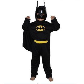 Slika Betmen kostim sa mišićima za male super heroje