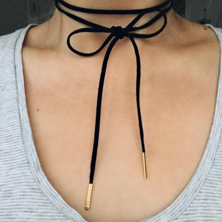 Slika Choker ogrlice ponovo u modi