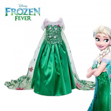Slika Frozen Fever kostim princeza Elsa