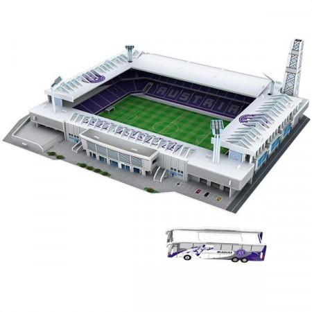 Slika Generali Arena 3D Puzzle stadion FK Austria Wien