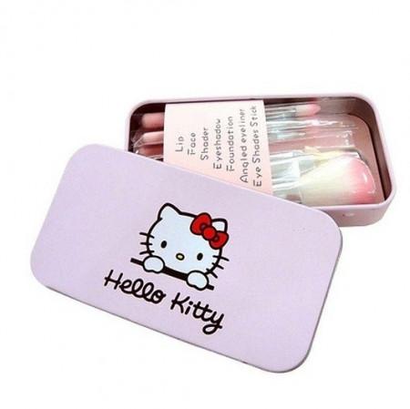 Slika Hello Kitty set četkica za šminkanje