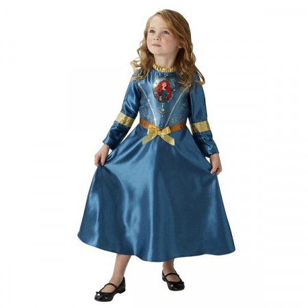 Slika Hrabra Merida kostim za devojčice