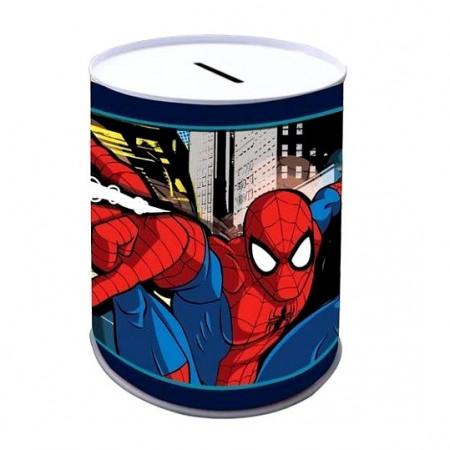 Slika Metalna kasica Spiderman i Frozen