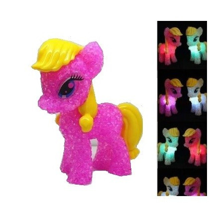 Slika My Little Pony dekorativna led lampa