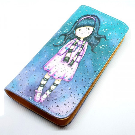 Slika Novčanici sa likovima popularnih devojčica