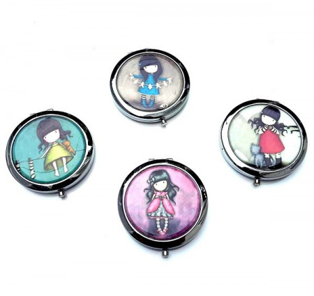 Slika Ogledalca sa likovima devojčica