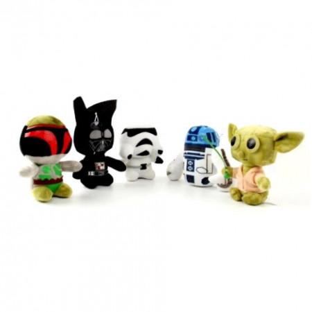 Slika Star Wars plišane igračke