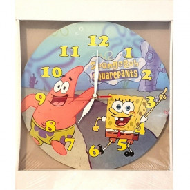 Dečiji zidni satovi sa likovima najpoznatijih crtanih junaka
